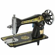 Durable Metal Flat-bed Sewing Machines Lock Stitches Household Tailoring Machine