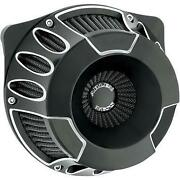 Arlen Ness Inverted Series Air Cleaner Kits For V-twin 18-927