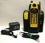 Uniden Wxi 377 Submersible Cordless Office Home Phone Telephone 900 Mhz