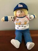 Vintage 1985 Cabbage Patch Kid Xaviar Roberts Signed