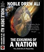 Noble Drew Ali The Exhuming Of A Nation 2008 Paperback Popular Moroccan History