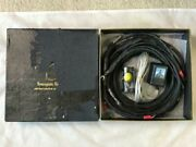 Pair 10and039 Synergistic Research Element Series Speaker Cable With Box