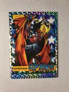1992 Wizard Magazine Image Series 1 Promos 1.1 Todd Mcfarlaneand039s Spawn Card 2p6