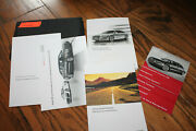 2016 Audi A8 S8 Owners Manual With Case Aud889