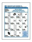 Spare Parts Package Replacement Oem Part 61301602510