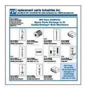 Spare Parts Package Replacement Oem Part 61301602500