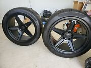 Widebody Forged Demon Style Wheels