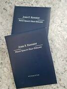 John F Kennedy Proof Quality Half Dollars 48 Coin Set 1964-2015 Must See To Appr
