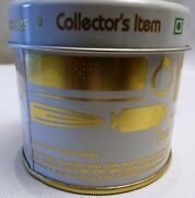 Eva Airline Collectibles Tin Cookies Aviation Airship Airport Helicopter Rare