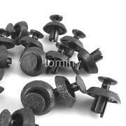 500x Engine Cover Grille Bumper Retainer Clips Fastener 90467-07211 Fit Toyota