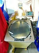 Mitutoyo Pv 500 Vertical Optical Comparator Complete With Mitutoyo Dro
