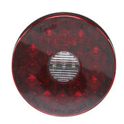 Grote 55162 4 Round Led Stop Tail Turn Light With Integrated Backup