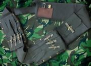 British Sas Special Forces Sterling Mp5 Assault Pack Bandolier Webbing Chest Rig