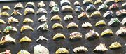 Contemporary Jewelry Lot Rings Ladies Semi-precious Costume And More = 65 + Rings