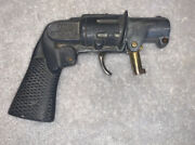 Vintage Penny Shooter Coin Operated Hance Norris Arcade Gun Game Machine