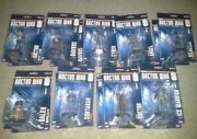 Doctor Who Eaglemoss Figurine Collection Numbers 1 Through 28 121 Scale