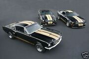 1966 And 2006 Ford Shelby Gt Hertz 3 Cars Refrigerator Magnet 40 Mil