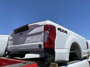 2017 Ford Oem F250 F350 Aluminum 8ft Long Bed New Take Off Tailgate Rear Bumper