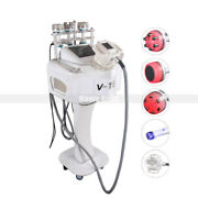 Multi-functional Face Lifting Skin Tightening Fat Removal Machine With 5 Probes