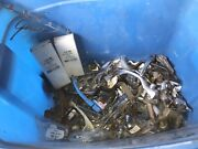 Lot Of Vw Vintage Door Handles Some New With Key Some Used Fits Various Years