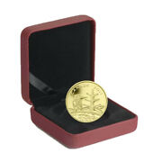2011 50 Cents Gold Coin Boreal Forest