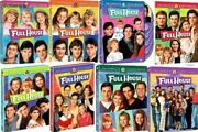 Full House Dvd Tv Series Collection Complete Series Season 1 2 3 4 5 6 7 8 New
