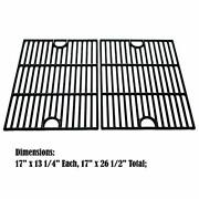 Porcelain Coated Cast Iron Cooking Grid Replacement Kenmorenexgrill..17x26 1/2