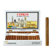 30 X Panorama Country Collection Cyprus Unicate 30 Cigarillos 100 Tobacco