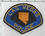 Las Vegas Police Nevada Rare 1st Issue Shoulder Patch
