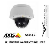Axis Q6044-e Ptz X30 Zoom Ip Network Camera Ip 66 Rated Hd Outdoor Ready