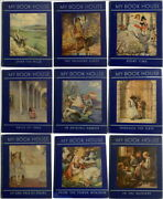 My Book House, 1937, Many Volues To Choose From, Choose 1, Hardcover Illustrated