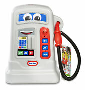 Little Tikes Cozy Pumper Kids Gas Pump Station With Sounds Pretend Play Toy New