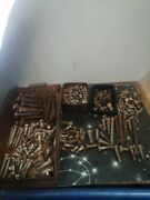 Joblot Of Unf Nuts And Bolts Various Sizes