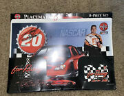 Tony Stewart Nascar Coca Cola Placemats And Coasters Set New In Package