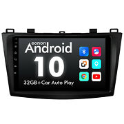 Android 10 For Mazda 3 2010-2013 Gps Navigator Car Stereo Wifi Automotive 9 Ips