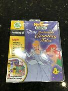 Leap Frog My First Leap Pad Preschool Math Disney Enchanted Counting Tales New