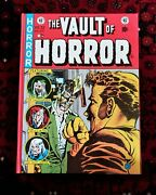 The Vault Of Horror 4 Hardcover Book Issues 29-34 1st Edition Scarce