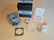 Hyway Cylinder And Pop Up Piston Kit Caber For Husqvarna 346xp 350 353 45mm