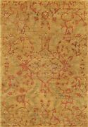 Legacy Collection Wool Hand-knotted Area Rug