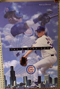 Chicago Cubs Sammy Sosa, Kerry Wood Starline Poster 2001