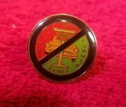 Los Angeles Police Dept. Lapd Olympic Hat Lapel Pin 1984 502