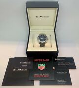 Tag Heuer Aquaracer 300m Cap2110 42mm Stainless Steel 2011