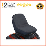 New Cub Cadet Universal Lawn Mower Craftsman Garden Tractor Cushioned Seat Cover