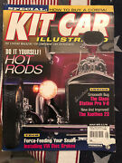 Kit Car Illustrated Magazine Back Issue Replica Lotus Hot Rods August 1998