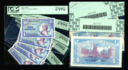 1 Mpc Series 661 -5 Cons Military Payment Certificates Pcgs 67 Ppq