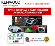 Kenwood Dnx5180s For Ford Focus 2008-2011 Lv - Stereo Upgrade