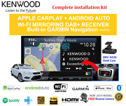 Kenwood Dnx9190dabs For Ford Focus 2008-2011 Lv - Stereo Upgrade