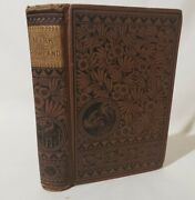 1866 A Tale Of The Sea By Mark Rowland Dewolfe, Fiske Antique Book First Edition