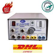 Rf Cautery Machine Radio High Frequency Aesthetic And Cosmetology Surgery Unit