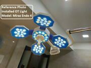 Surgical Light Wall Mounted Operation Theater Led Ot Lamp Ceiling 60 Led Ot Lamp
